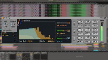Max for Cats veröffentlicht TriComp Multibandkompressor für Ableton Live
