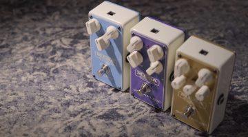 Mesa Boogie Cleo Dynaplex Gold Mine Overdrive Distortion Pedal