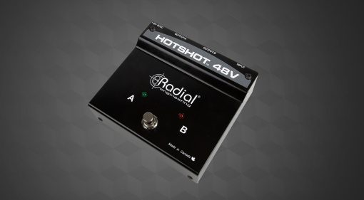 Radial Engineering HotShot 48V