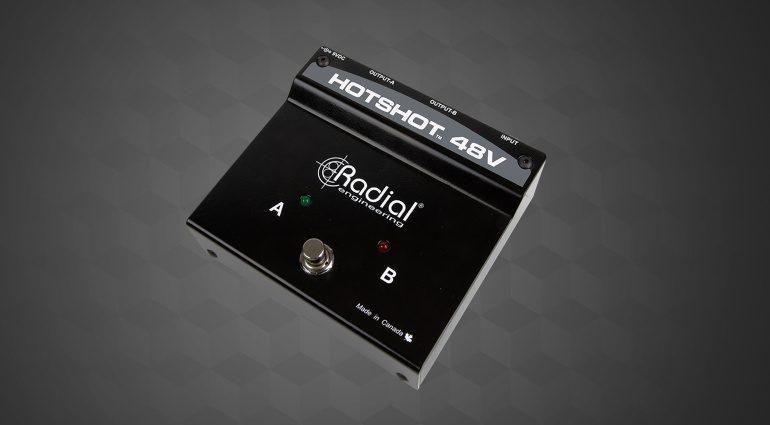 Radial Engineering HotShot 48V