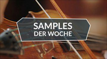 Samples der Woche: Stradivari Violin, Viego, Bamboo Dreams und mehr
