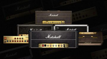 Softube veröffentlicht native Marshall Bluesbreaker 1962, JMP 2203 & Silver Jubilee 2555 Plug-ins