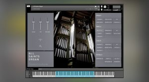 Soniccouture All Saints Organ
