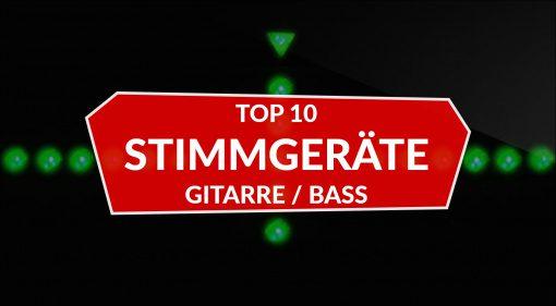 Top 10 Tuner Stimmgeraete Topliste