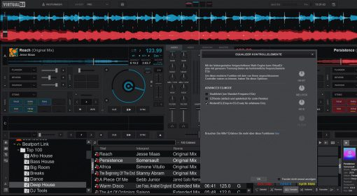 VirtualDJ 2021: neue Mashup & Remix Tools inkl. Realtime Stems