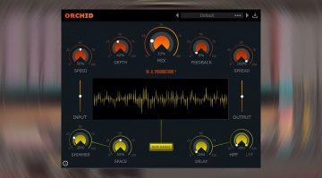 W.A. Production Orchid: dieses Chorus Plug-in für 7 Euro verdreht euch den Kopf