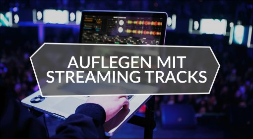 Welche Software bietet Streaming Music für DJs