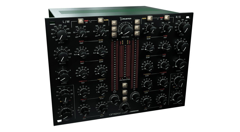 Acustica Audio Green4 Kompressor