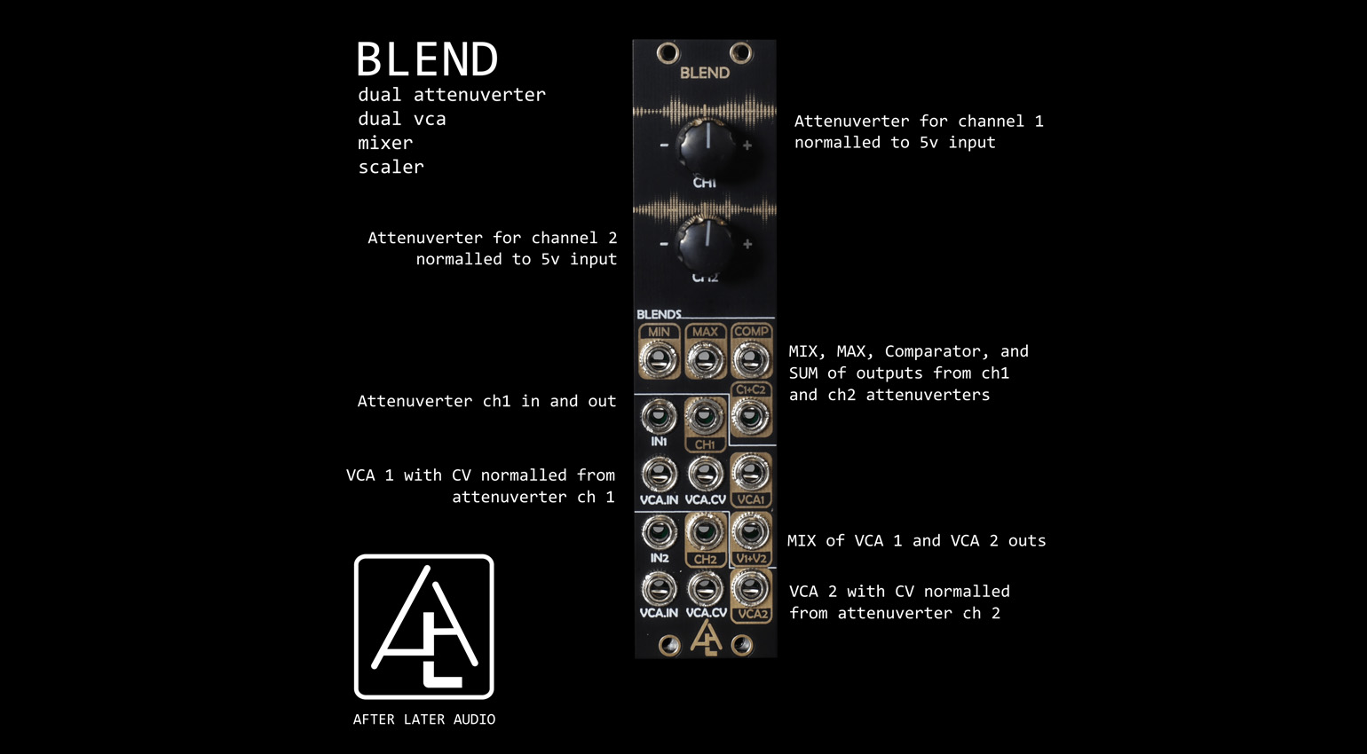 After Later Audio BLEND