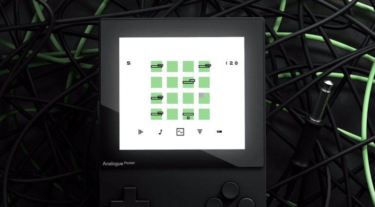 Analogue Pocket: Mit Nanoloop ausgestatteter futuristischer Game Boy ist sehr bald vorbestellbar!