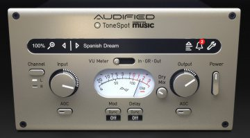 Audified ToneSpot CM: ToneSpot Express Spezial mit Computer Music Presets