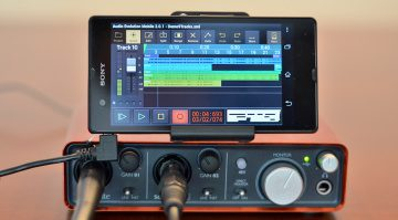 Audio Evolution Mobile Studio V5