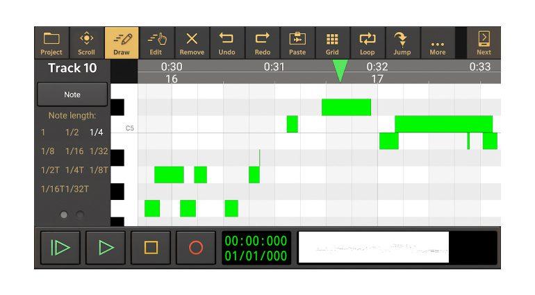 Audio Evolution Mobile Studio V5