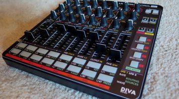 Ein Hardware Controller für U-He Diva? Diva CTRL jetzt bei Kickstarter!