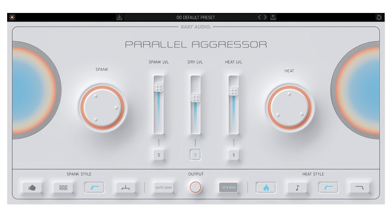 Baby Audio Parallel Aggressor Light Mode