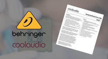 Behringer / Coolaudio V3397