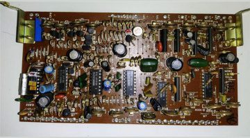 Behringer zeigt Yamaha CS-80 Voice-Board