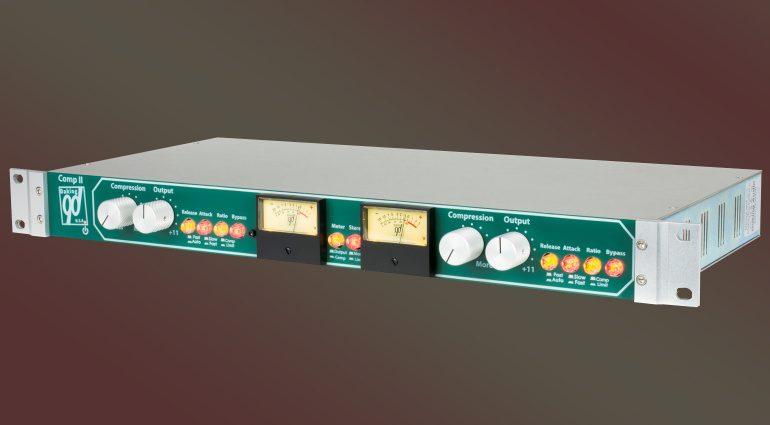 Daking Audio Comp II