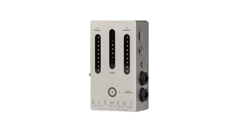 Darkglass Element Cab Sim Pedal Front 1