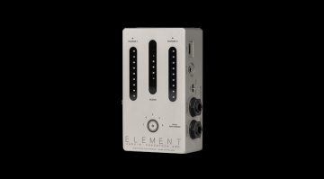 Darkglass Element Cab Sim Pedal Front
