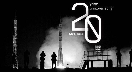 Deal: Arturia halbiert zum 20-jährigen Jubiläum alle Software-Preise