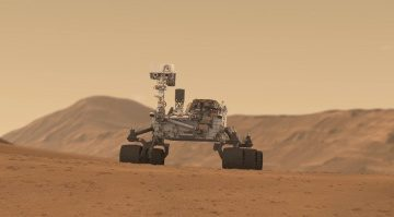 DPA Microphones nehmen Sounds bei Mars-Mission auf