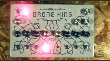 Electro Faustus Drone King