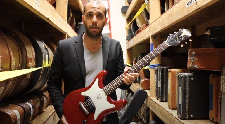 Epiphone Coronet Gibson