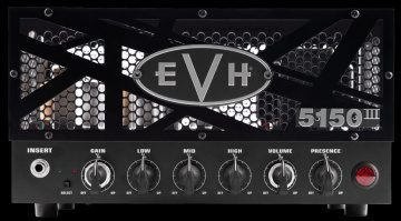 EVH 5150III 15W LBX-S Topteil Front Teaser