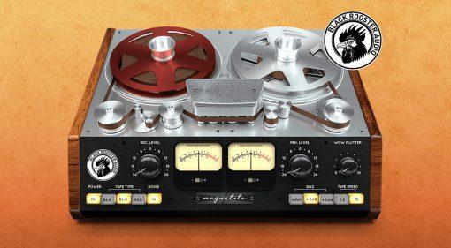 Kostenlos: Focusrite Plug-in Collective verschenkt Black Rooster Audio Magnetite