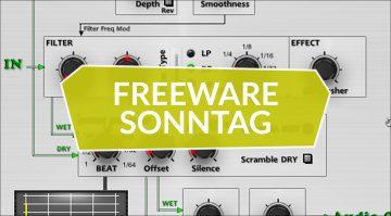Freeware Sonntag: TwoRuleFilter, SynthTrack und DFR-76
