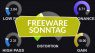 Freeware Sonntag: 2B Clipped,