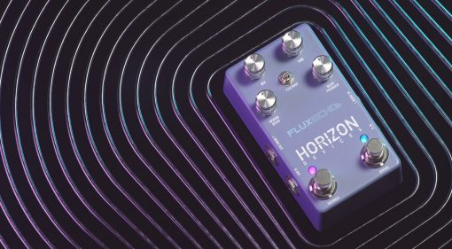 Horizon Devices Flux Echo Front Kunst