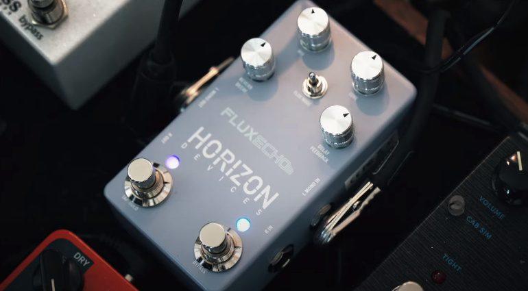Horizon Devices Flux Echo Front Teaser