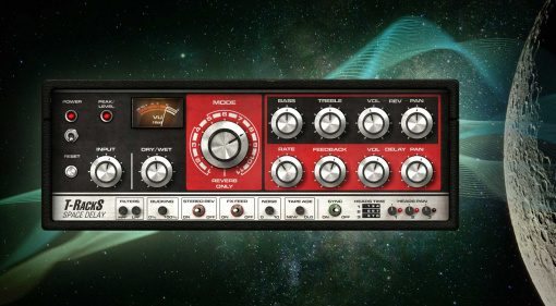 IK Multimedia Space Delay: das Roland RE-201 Space Echo für T-RackS 5