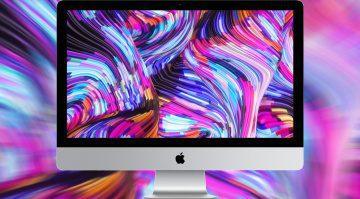 Leak: Arbeitet Apple an einem 27-Zoll iMac mit 10-Core Intel CPU?