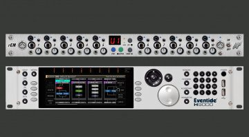 Northern Light Modular Model rEM und Eventide H9000