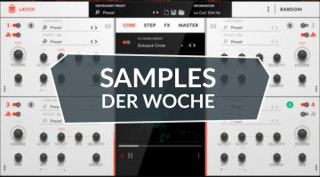 Samples der Woche: Symphonic AI, Quartarone Guitar Reveries, kostenlose Angebote