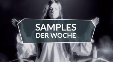 Samples der Woche: Cadenza Strings, Paravox X, Retrocade, Pet Shop Drums