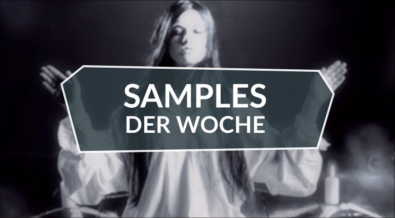 Samples der Woche: Cadenza Strings, Paravox X, Retrocade, Pet Shop Drums