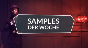 Samples der Woche: Dulcitonium, Dandy, Moonglades, 808 Lab