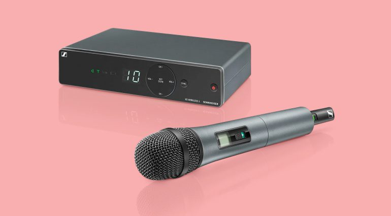 Sennheiser XSW 1-835 Wireless Mic Deal
