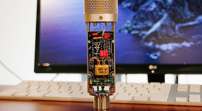 Singular Audio f-48