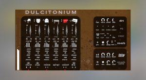 Sound Dust Dulcitonium