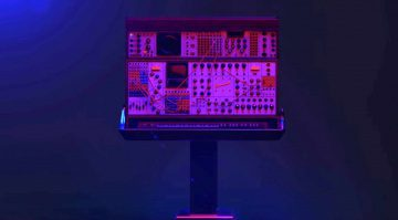 Synthesizer Musikvideos