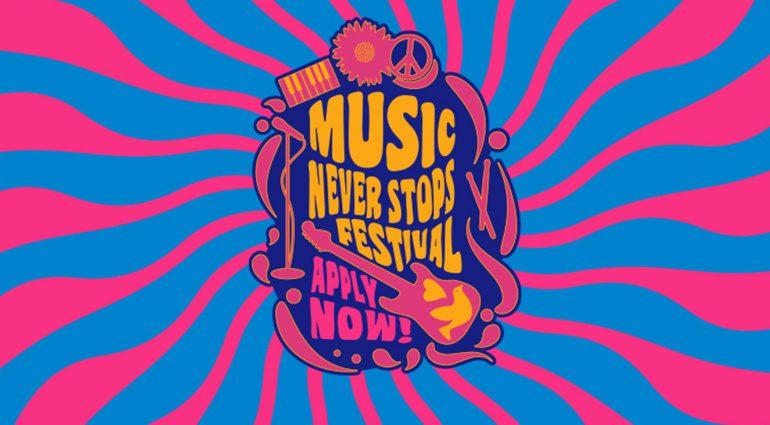 Music Never Stops Festival: 20 Minuten Gig für 1000 Euro!