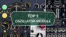 Top5 Oszillator Module Eurorack