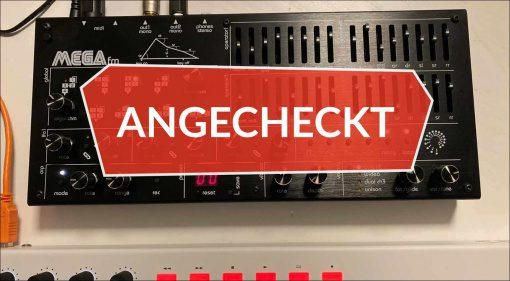 Twisted Electrons MegaFM Angecheckt 2