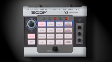 Zoom V3 Vocal Processor