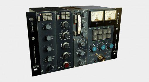 Acustica Audio Gold 4: ein großes Update und ein neuer Vintage Console EQ